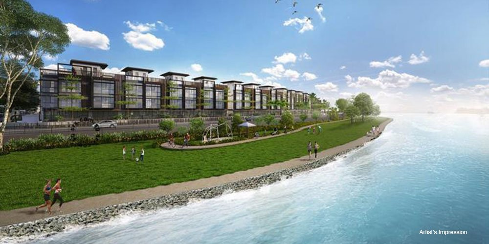 Watercove | Seafront Homes